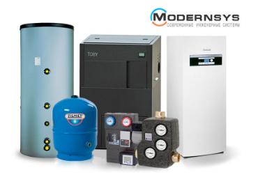 Отопление, сантехника, канализация и водоснабжение